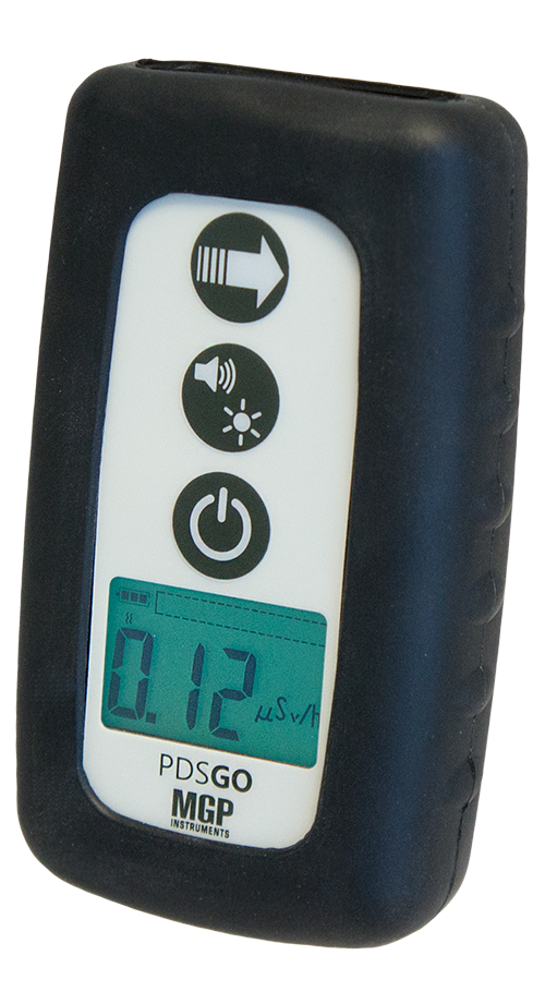 Advanced Personal Radiation Detector